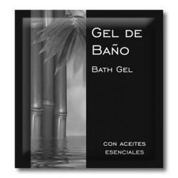 Sachet · Sobre Gel de Baño