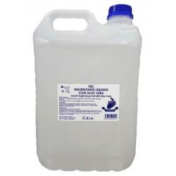Gel de Manos Desinfectante Hidroalcohólico Garrafa 5 l.