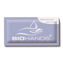 Gel de Manos Desinfectante Hidroalcohólico Monodosis
